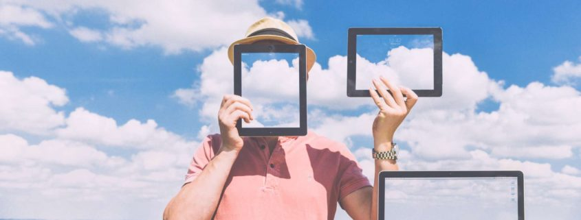 Cloud computing simple terms